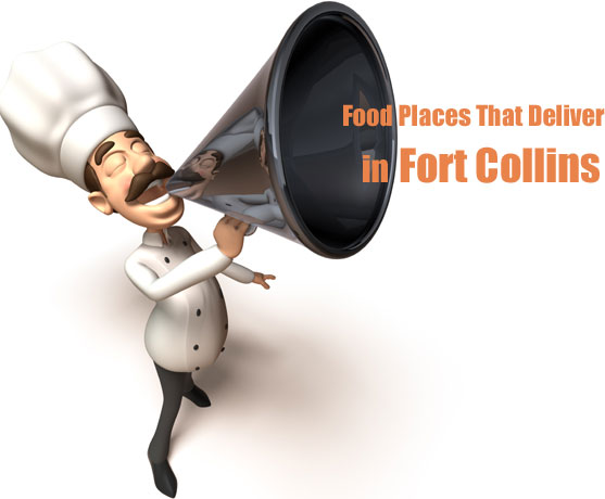 Food Delivery Places In Fort Collins