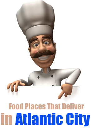 Food Delivery Atlantic City New Jersey