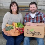 Brewers Organics Wisconsin food delivery