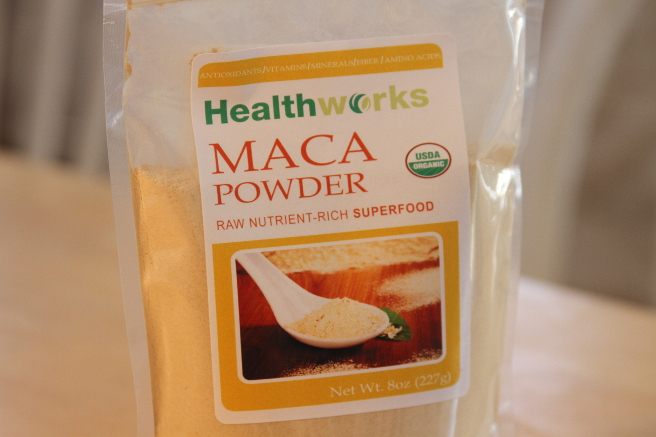 Maca Powder Organic \u2013 Food Delivery