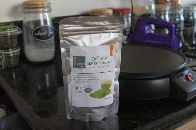 Tasty Powdered Organic Matcha Tea — Fast and Natural!