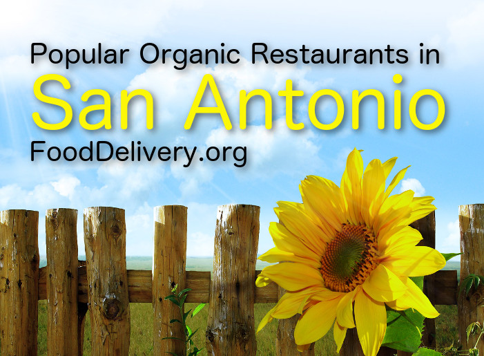Five Popular Organic Restaurants in San Antonio