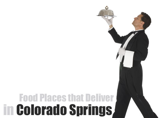 Fast Food Places In Colorado Springs