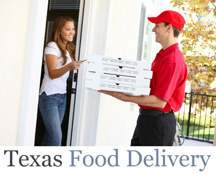 Food Delivery Houston